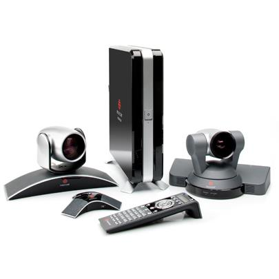 Thiết bị hội nghị truyền hình Polycom HDX8000-1080