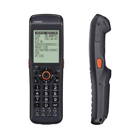 Thiết bị kiểm kho Casio DT-970