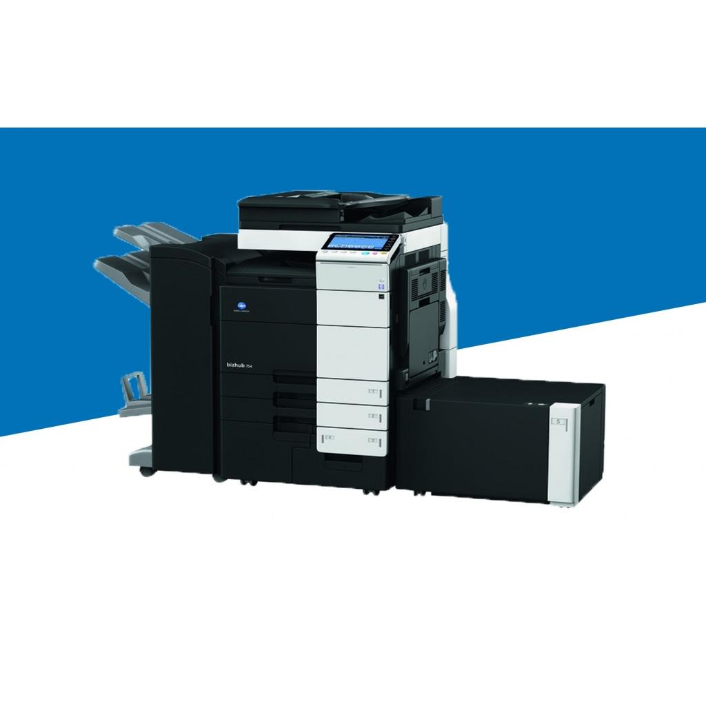 Máy photocopy Konica Minolta Bizhub-C754