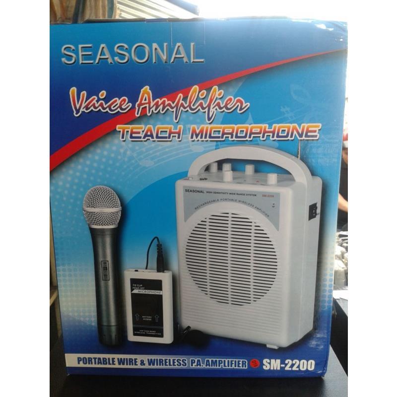Máy trợ giảng Seasonal SM-2200