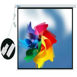Màn chiếu điện Herin 141x106 inch (180inch)
