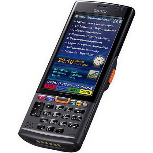 Máy kiểm kho Casio IT-G500