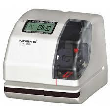 Máy ghi nhận thời gian NIDEKA AP-20