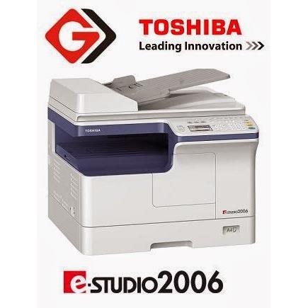 Máy photocopy Toshiba E -Studio 2006