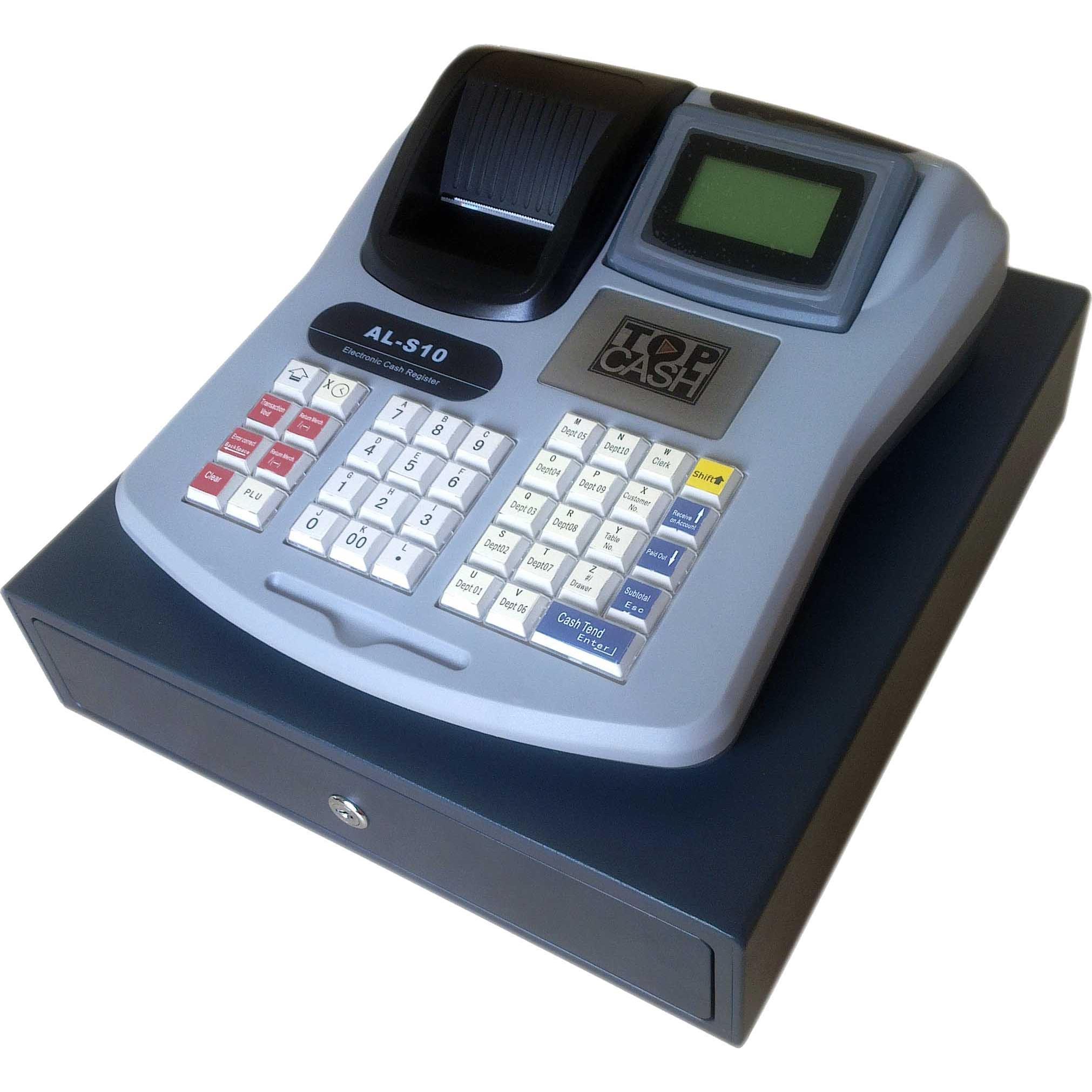 Máy tính tiền TOPCASH AL-S10 ( New)