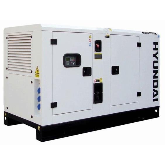 Máy phát điện Hyundai DHY34KSE