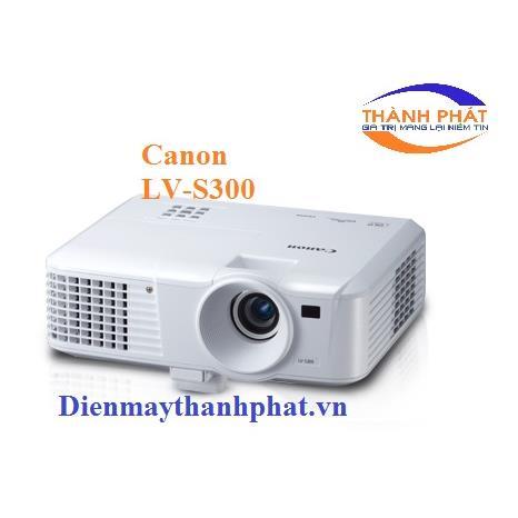 Máy chiếu Canon LV-S300 (E)