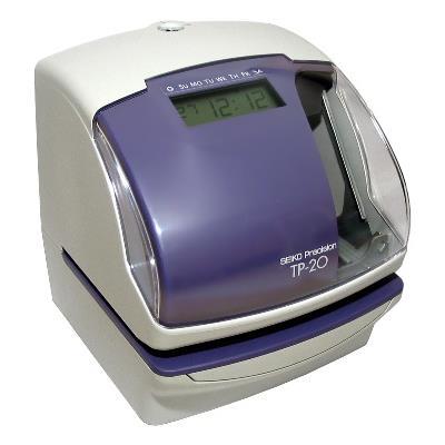 Máy ghi  nhận thời gian SEIKO TP-20