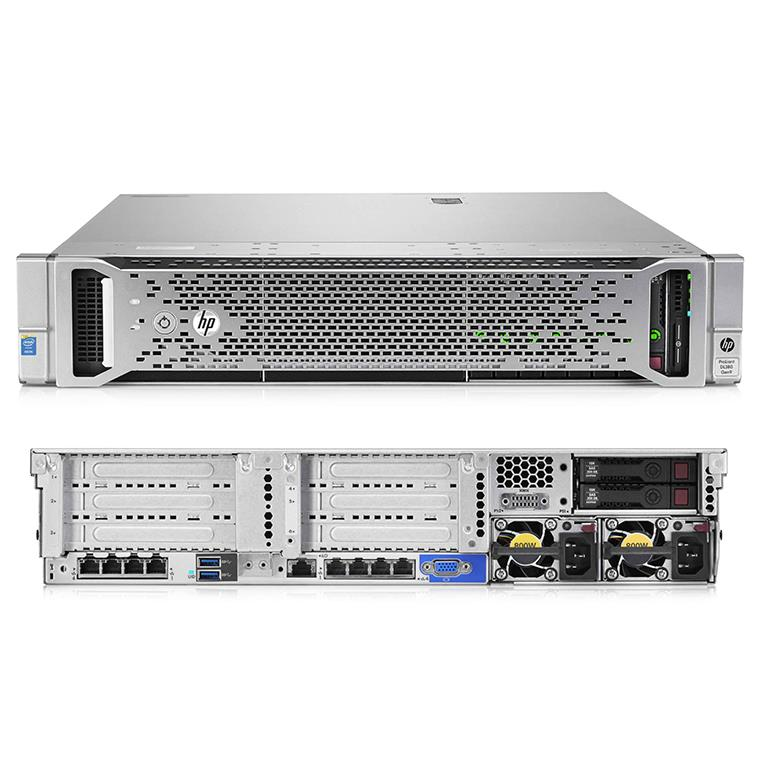 HP ProLiant DL380 Generation9 8SFF