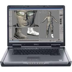 Laptop Dell Precision M6300