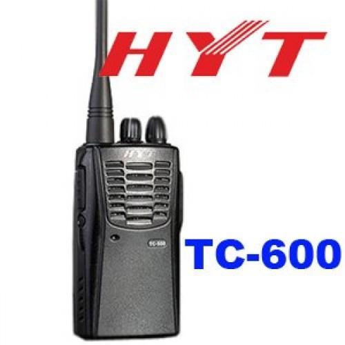 Bộ đàm cầm tay HYT TC-600 VHF