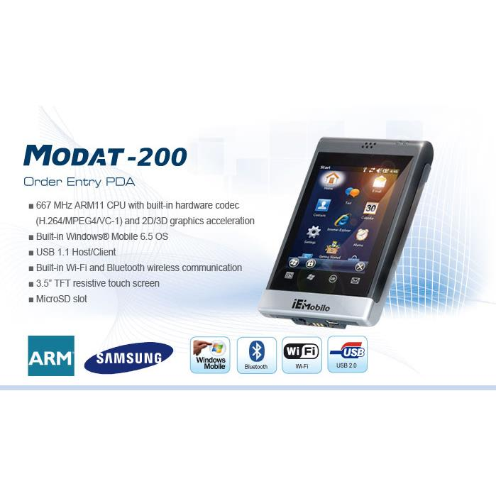 Máy bán hàng di động Modat-200