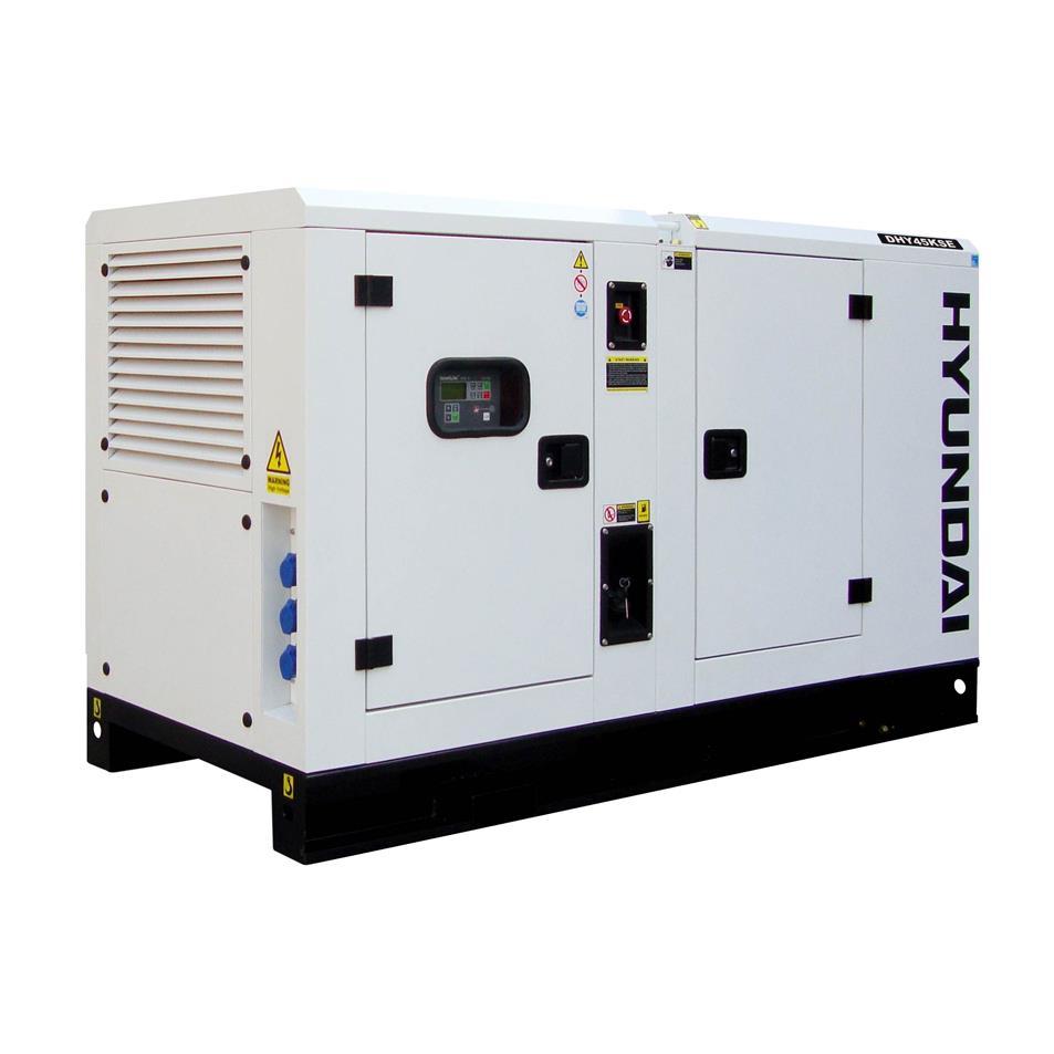 Máy phát điện Hyundai DHY45KSE