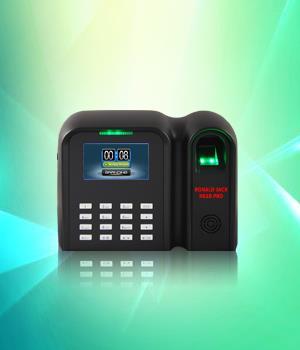 Máy chấm công vân tay + thẻ cảm ứng RONALD JACK X628 PRO