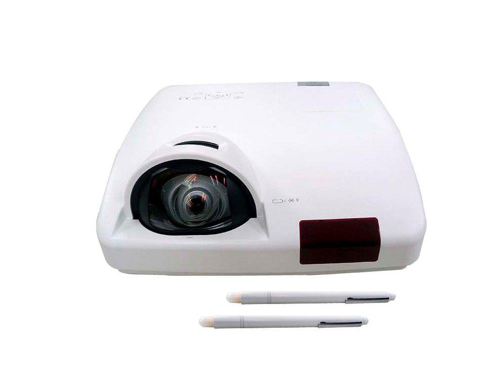 Máy chiếu gần không dây tích hợp ANDROID và bảng tương tác Boxlight ANX335STiA