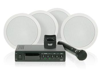 Hệ thống khuếch đại âm thanh lớp học SMART AUDIO.