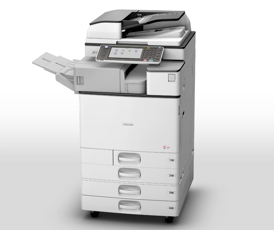 Máy Photocopy Kỹ thuật số Ricoh Aficio MP 3054
