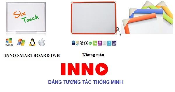 Bảng tương tác Inno SmartBoard IWB-83i6