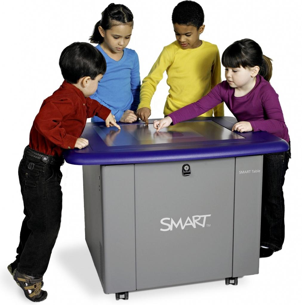 Bàn tương tác thông SMART Table interactive