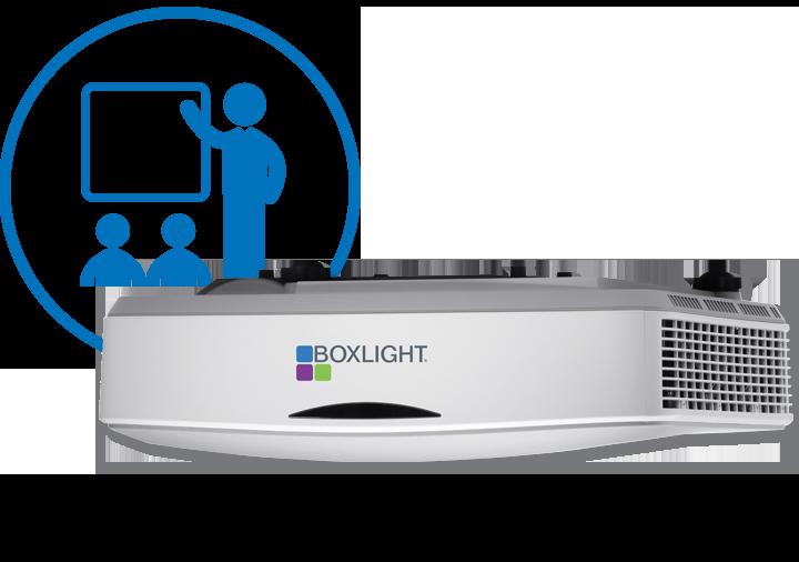 Máy chiếu Boxlight AEU452
