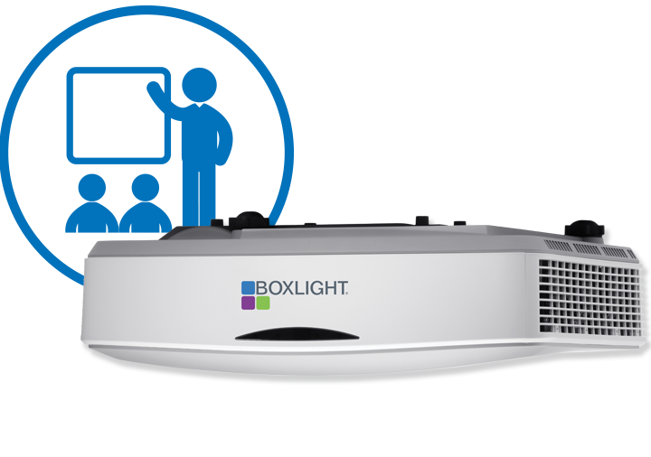 Máy chiếu Boxlight ANW402