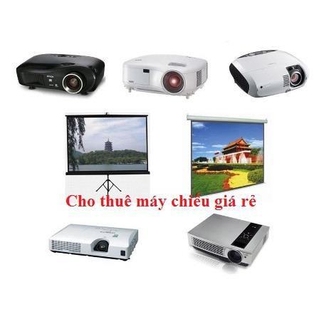 Cho thuê Máy chiếu chính hãng tại Hà Nội