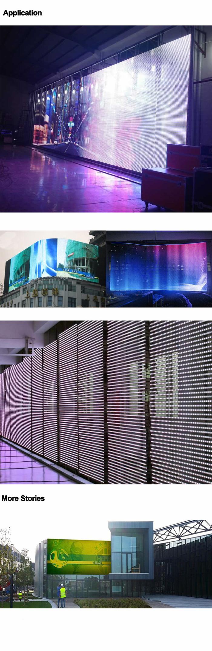 Màn hình LED lưới ngoài trời CN-LED9