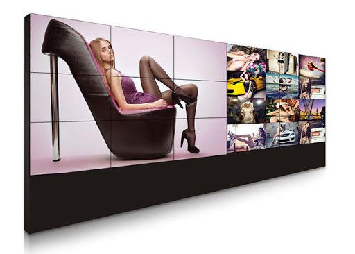 Màn hình quảng cáo treo tường 75 inch