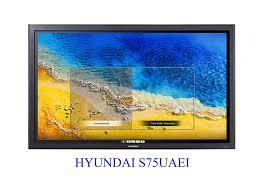 Màn hình tương tác thông minh Hyundai 75 inches S75UAEI
