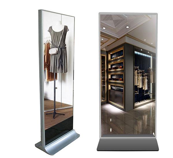 Màn hình quảng cáo mặt gương LCD Indoor