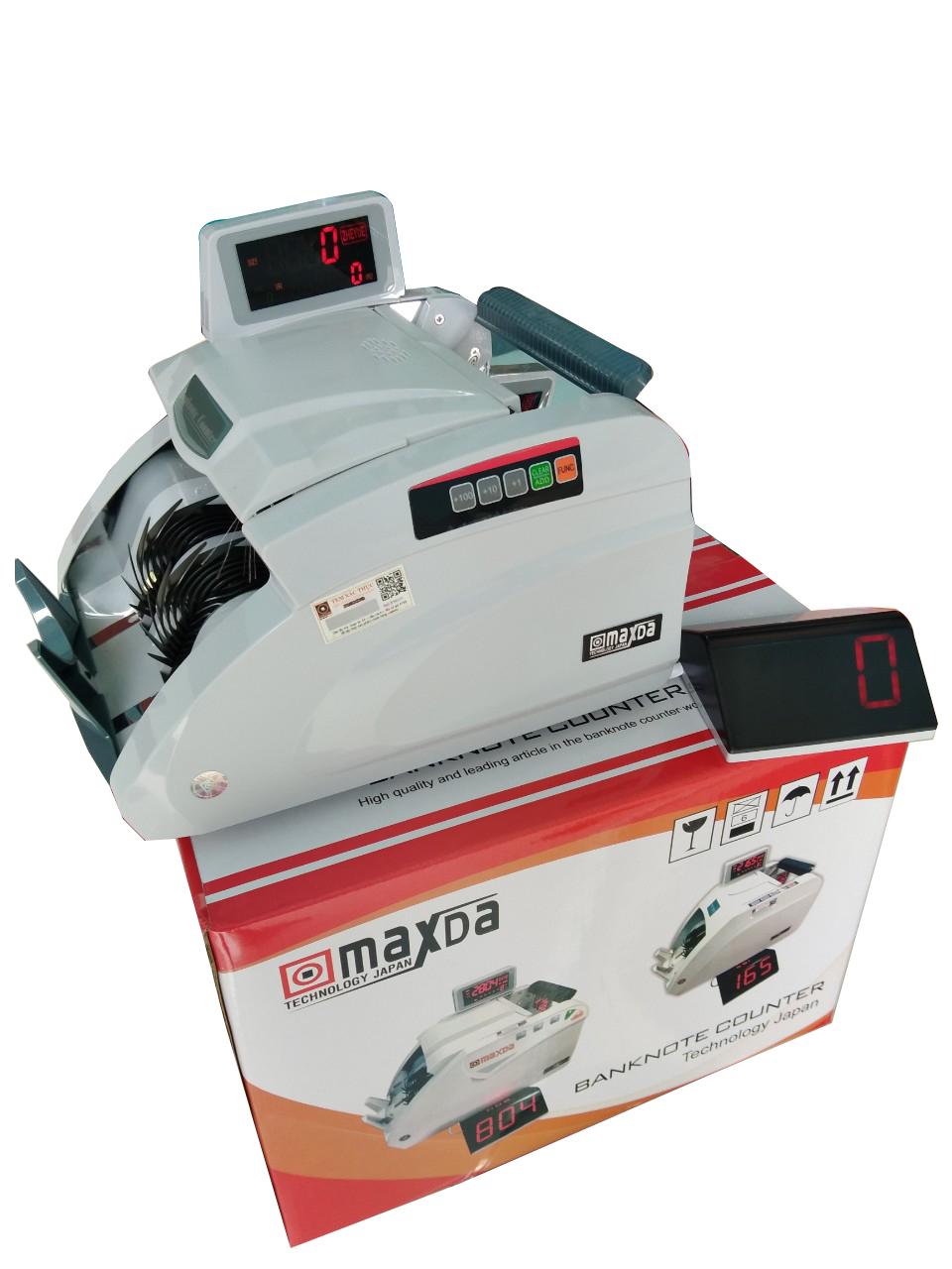 Máy đếm tiền Maxda 5688
