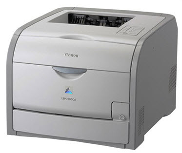 Máy in Canon Laser màu LBP 7200CD