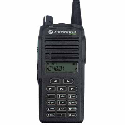 Bộ đàm cầm tay Motorola CP-1660