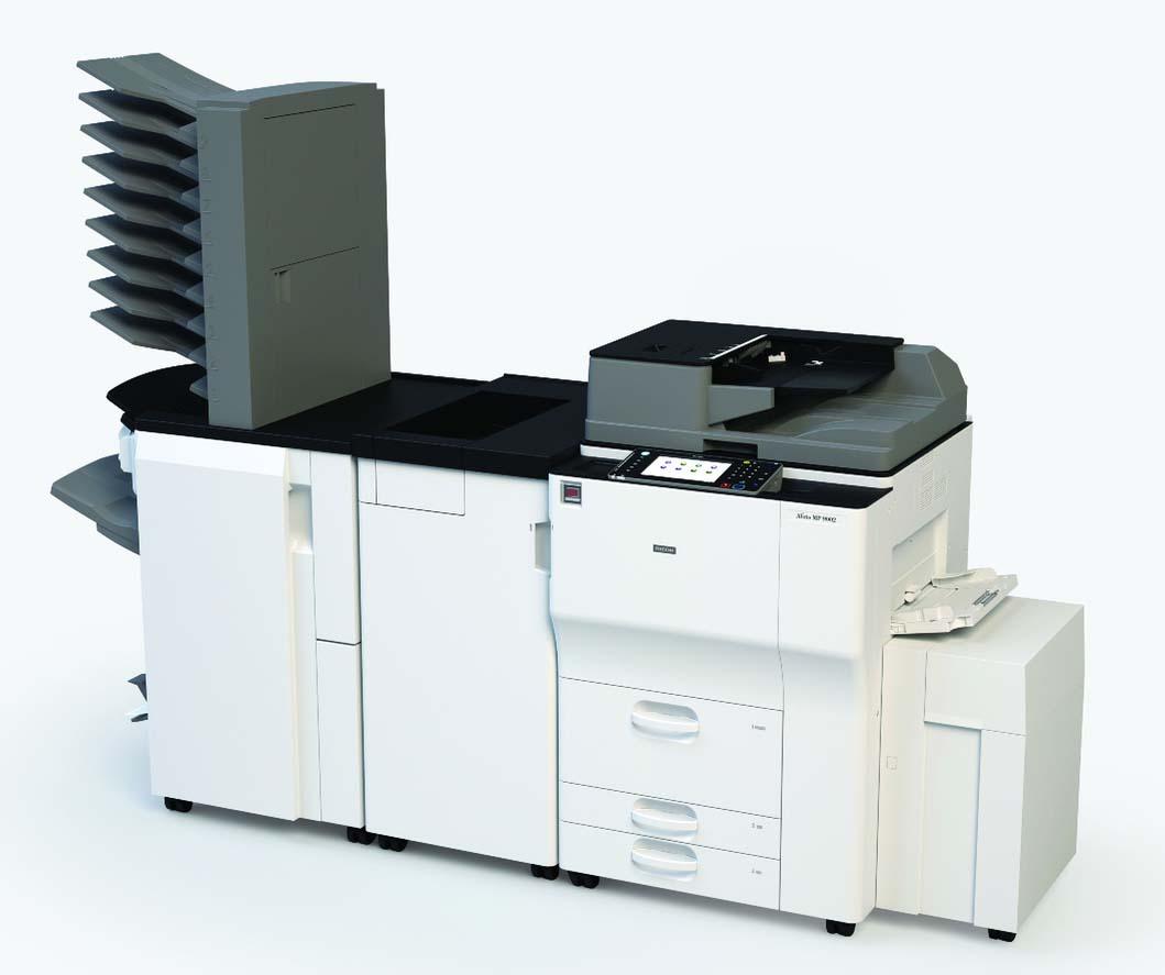 Máy Photocopy Kỹ thuật số Ricoh Aficio MP 9002