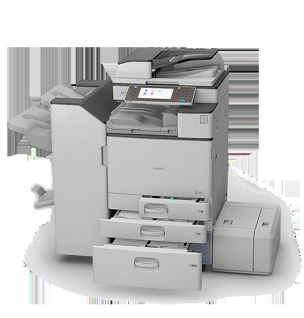 Máy Photocopy Kỹ thuật số Ricoh Aficio MP 4054SP