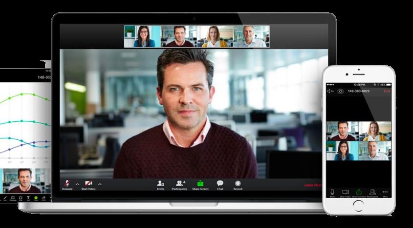 Phần mềm Zoom Meetings - Business (01 year License)