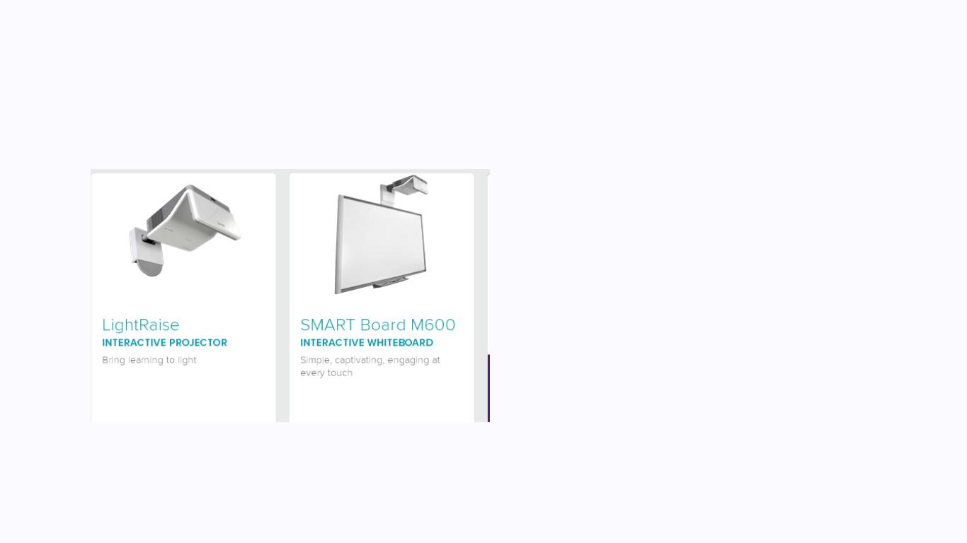 Bảng Tương Tác Smartboard SBM600( SBM685)