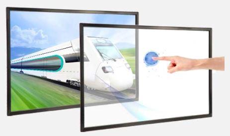 Khung tương tác thông minh Boxlight 50 inch