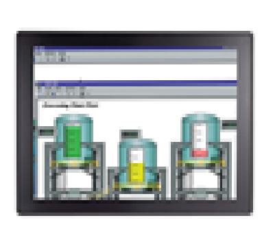 Máy tính công nghiệp GOT3177T-834-FR-DC