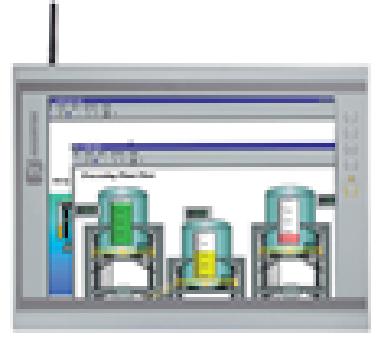 Máy tính công nghiệp GOT3156T-832-DC
