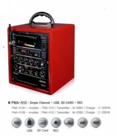 Thiết bị âm thanh di động không dây Vicboss PWA- 510