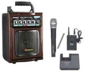 Thiết bị âm thanh di động không dây Vicboss PWA 90
