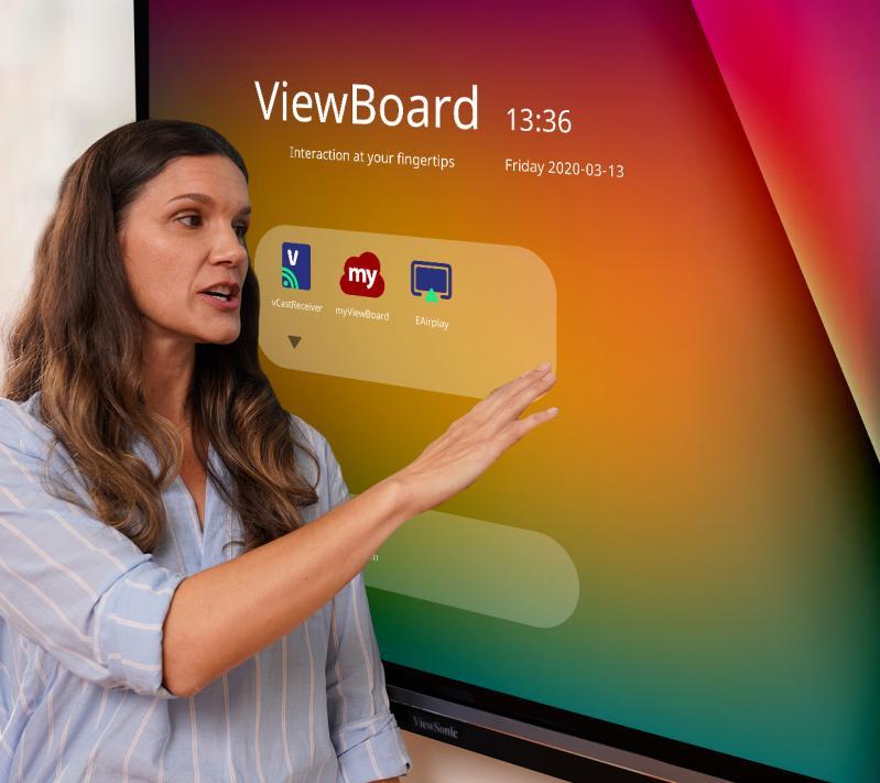 Màn hình tương tác Viewsonic VSD243