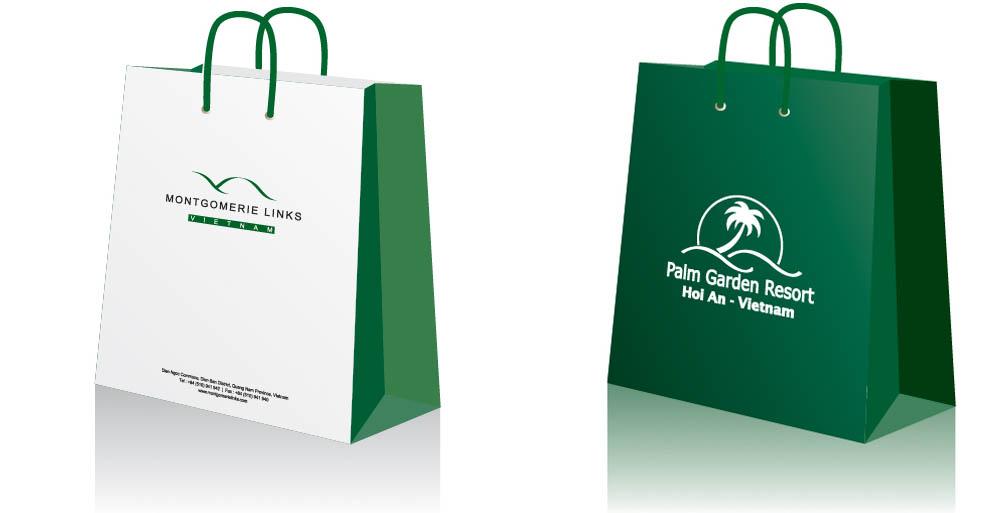 In túi giấy bảo vệ môi trường và quảng bá thương hiệu