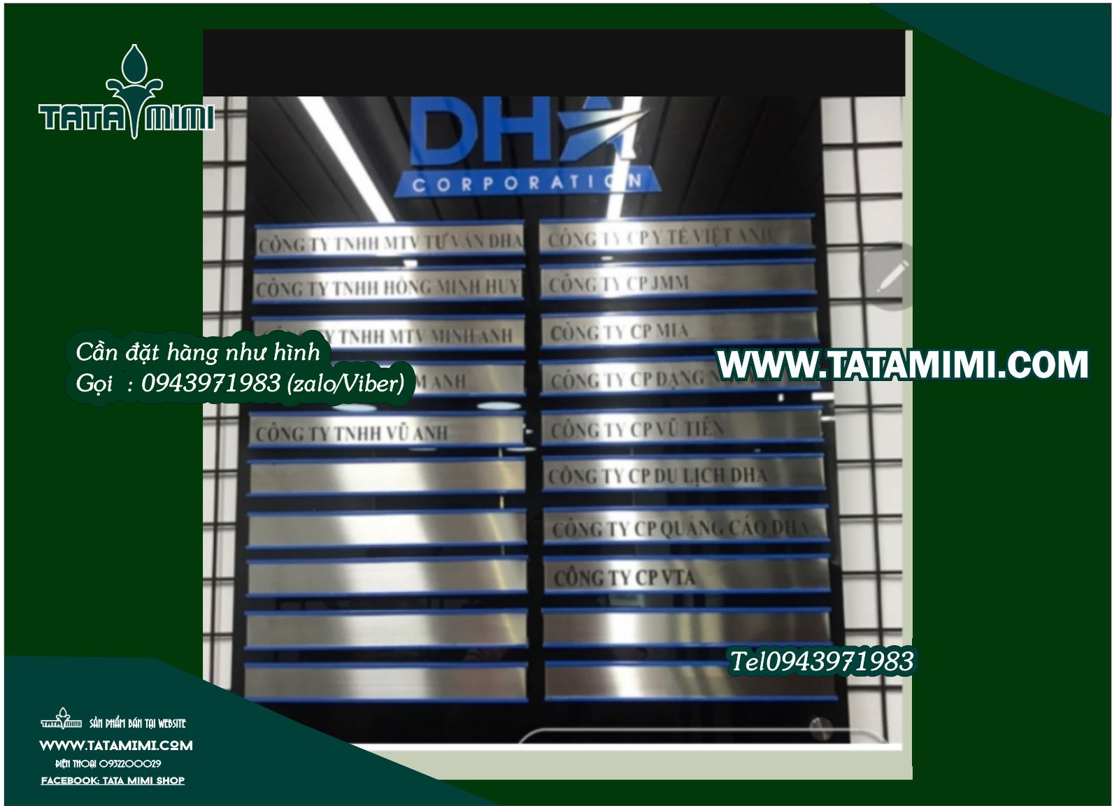 Biển sơ đồ tòa nhà ,Biển Directory