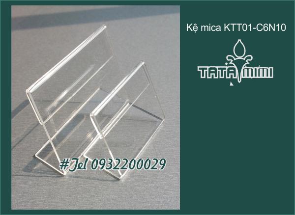 Kệ mica KTT01-C6N10