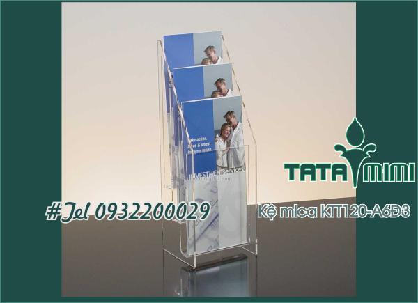 Kệ mica KTT120-A6Đ1