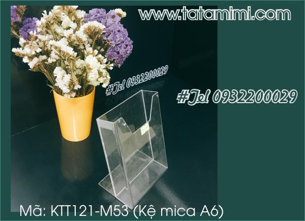Kệ mica A6 KTT121-M53