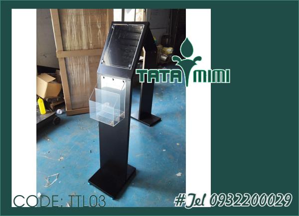 Kệ Tài liệu –TTl03-502 bằng mica