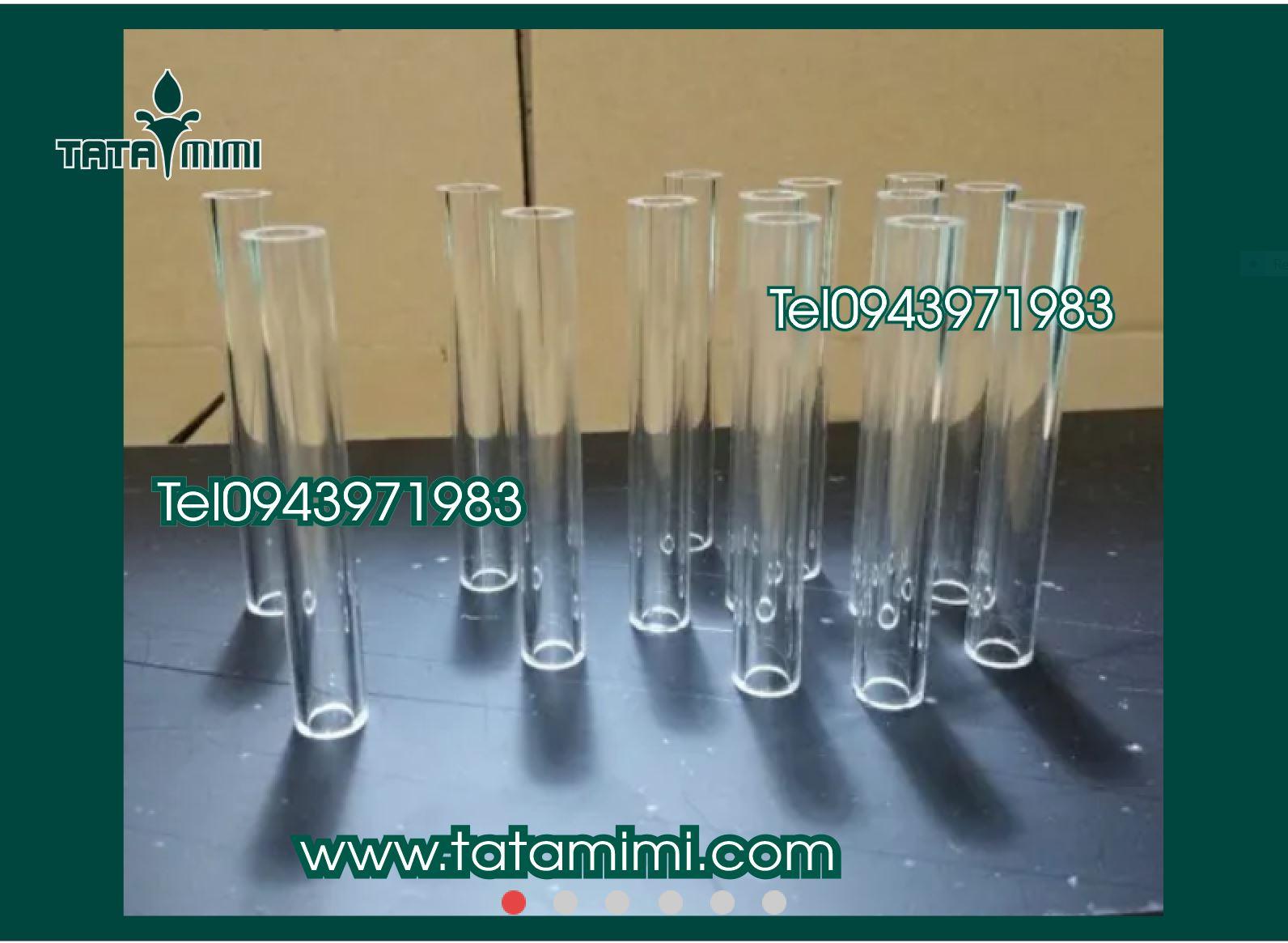 Mica ống Rỗng Đường Kính 25MM-2MM